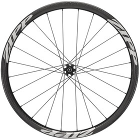 Zipp 202 Firecrest Tubeless Disc Front Wheel black